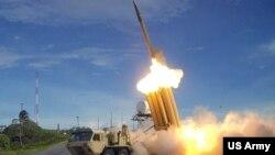 Perisai pertahanan misil THAAD yang kontroversial di Korea Selatan (foto: ilustrasi).