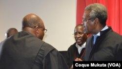 Julgamento dos activistas em Luanda