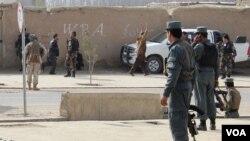 کندز از پنج روز به اینسو میدان جنگ شدید میان طالبان و نیرو های افغان بود