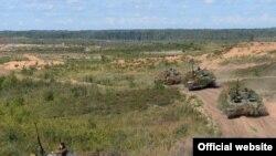 Vojna vežba pripadnika vojski Srbije i Rusije iz 2018.