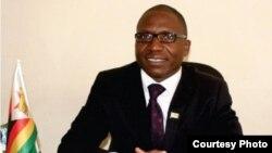 Jacob Ngarivhume,président du parti Transformer le Zimbabwe.