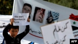 Նոր բախումներ Սիրիայում` ցուցարարների և անվտանգության ուժերի միջև