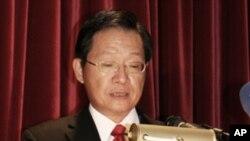 台湾驻美副代表李澄然