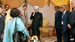 پاک بھارت وزرائے اعظم ملاقات (فائل فوٹو)