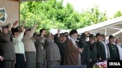 Vrhovni lider Irana, Ajatola Ali Hamenei