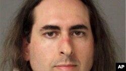 馬里蘭州警方公佈的安納波利斯報社槍殺案嫌疑人拉莫斯的照片。