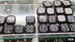 """Prodavnica čokolade u Marylandu organizira takozvanu """"čokoladnu kampanju""""."""