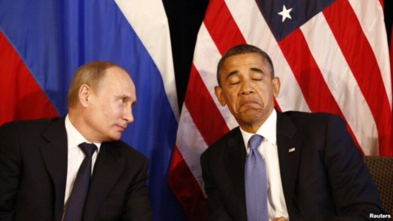 G20 Planners 'Tweak Seating Order' to Keep Obama, Putin Apart