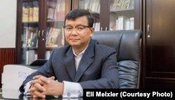 Bộ trưởng Giáo dục Campuchia Hang Chuon Naron.