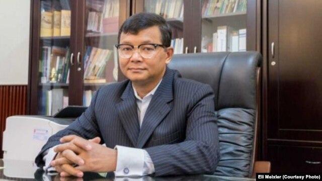 Hang Chuon Naron, Cambodia's Minster of Education
