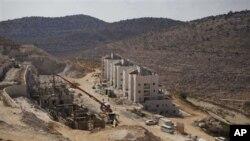 Ισραηλινό σχέδιο για την ανέγερση εκατοντάδων κατοικιών στη Δυτική Όχθη
