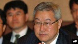 김성환 한국 외통부 장관 (자료사진)