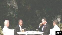 Кружка пива с президентом