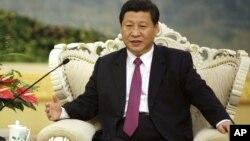 Заместитель председателя КНР Си Цзиньпин