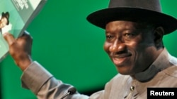 Shugaba Goodluck Jonathan (File Photo)