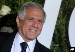 Les Moonves at The 71st Annual Tony Awards in New York City, June 11, 2017.
