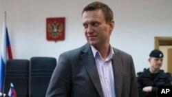 Ông Navalny từng tuyên bố rằng ông muốn trở thành vị tổng thống kế tiếp của nước Nga.