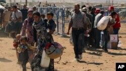 La crisis en Siria ha generado una crisis humanitaria importante.