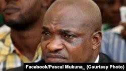 Pascal Mukuna, episkopo ya Assemblée chrétienne de Kinshasa (ACK), Kinshasa, RDC, 20 mai 2016. (Facebook/Pascal Mukuna)