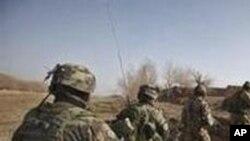 افغانستان میں دو غیرملکی فوجی ہلاک