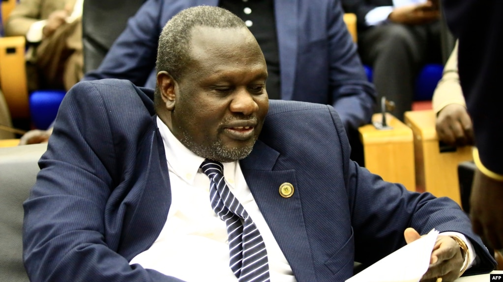 After Delay Rebel Leader Inks South Sudan Peace Deal