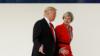 Trump Tare Da Firai Ministar Birtaniya Theresa May