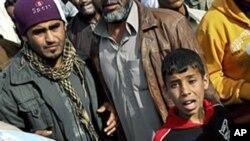معمر قذافی کی فورسز کا بریقہ پر ایک اور حملہ