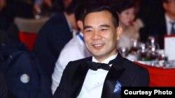 안방보험그룹 설립자인 우샤오후이 전 회장. 바이두 사진제공.