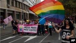 Parada ponosa u Srbiji