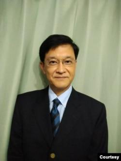 台湾政治大学国际关系中心研究员石原忠浩 (照片提供: 石原忠浩 )