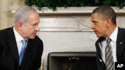 Des tensions persistent entre Barack Obama et le Premier ministre israélien Benjamin Nétanyahou