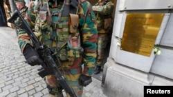 比利时警方搜捕犹太博物馆