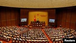 Tin cho hay, Quốc hội Việt Nam sẽ khai mạc vào ngày 21/10.