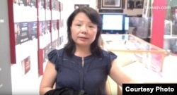 中國婦權創辦人張菁( 博訊提供)