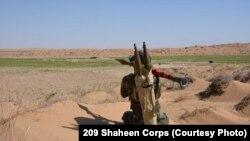 په دې وروستیو کې په غزني کې د طالبانو حملو زور اخیستی.
