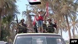 Новая стратегия США по Сирии
