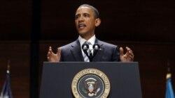 اوباما: دگرگونی ها در خاورمیانه و شمال آفریقا خارق العاده است