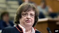 Генеральный прокурор штата Нью-Йорк Барбара Андервуд