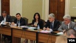 Keshilli i legjislacionit, parlamenti shqiptar