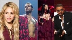 Top Ten Americano: Confere as músicas latinas deste Verão; Cardi B e Drake sempre a comandar