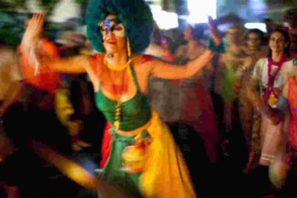 Suramérica es un Carnaval