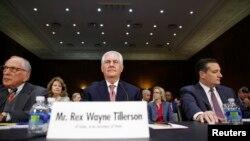 အစုိးရသစ္လက္ထက္မွာ ႏုိင္ငံျခားေရး၀န္ႀကီးအျဖစ္ အဆုိျပဳထားတဲ့ Rex Tillerson