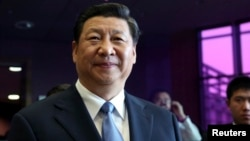 Presiden China Xi Jinping (foto: dok). China menghukum penerbit yang berusaha menerbitkan buku kecaman terhadap Presiden Xi Jinping.