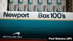 FDA Menthol Cigarettes