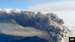لوسی سے راکھ، گیس کا اخراج آئندہ 26 سال تک جاری رہنے کی توقع