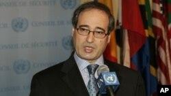 Wakil Menteri Luar Negeri Suriah Fayssal Mekdad menyangkal penggunaan senjata kimia oleh pasukan Suriah (foto: dok).