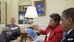 Bộ trưởng Napolitano cũng sẽ gặp các giới chức cao cấp của Afghanistan và Hoa Kỳ để thảo luận về những tiến bộ đang đạt được.
