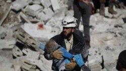 ဆီးရီးယားအစိုးရတပ္ အလက္ပို ထိုးစစ္ဆင္မႈ အရပ္သား ၆၅ ဦးေသဆံုး