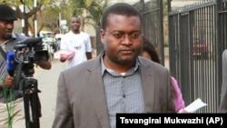 Alex Magaisa, Zimbabwe constitutional lawyer, Ph.D