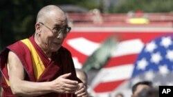 達賴喇嘛將與奧巴馬會晤。